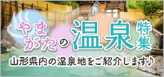 やまがたの温泉特集