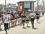 天童ラ・フランス マラソン