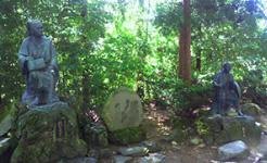 おくのほそ道 - 芭蕉と山寺