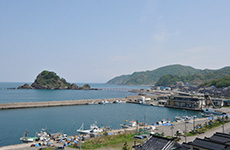 由良海水浴場