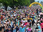 果樹王国ひがしねさくらんぼマラソン大会